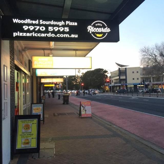 Pizza Riccardo, Narrabeen, AU-NSW