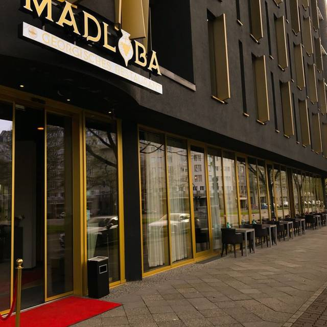 Madloba Lounge, Berlin