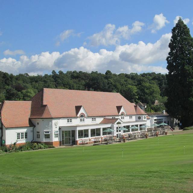 Croham Hurst Golf Club Bar and Restaurant, South Croydon, Surrey