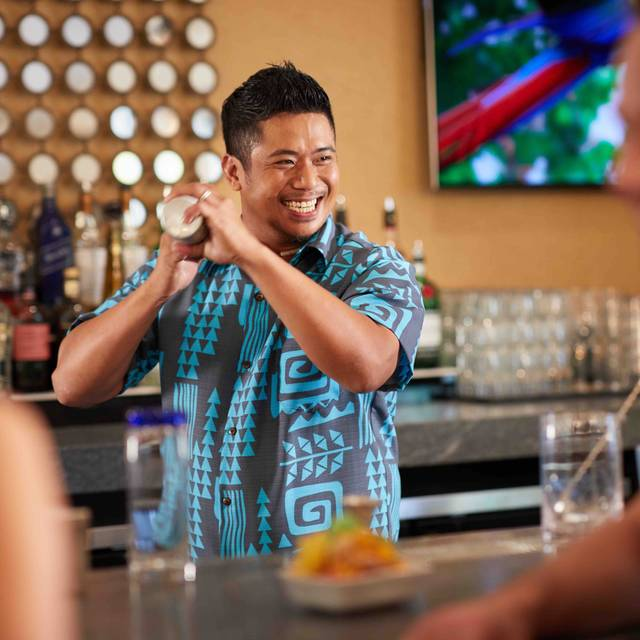 Relax and sip a handcrafted cocktail. - Lanai City Bar & Grille, Lanai City, HI