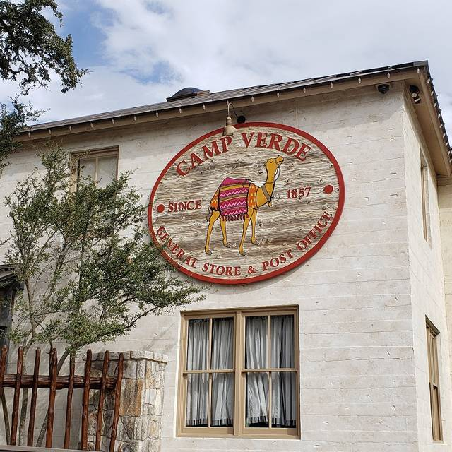 Camp Verde General Store and Restaurant, Camp Verde, TX