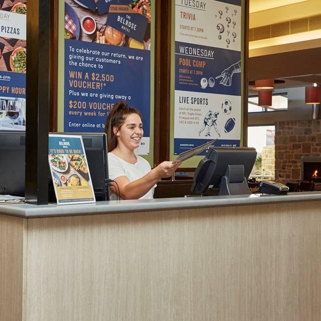 Reception  At The Belrose Hotel, Belrose, Sydney - Belrose Hotel, Belrose, AU-NSW