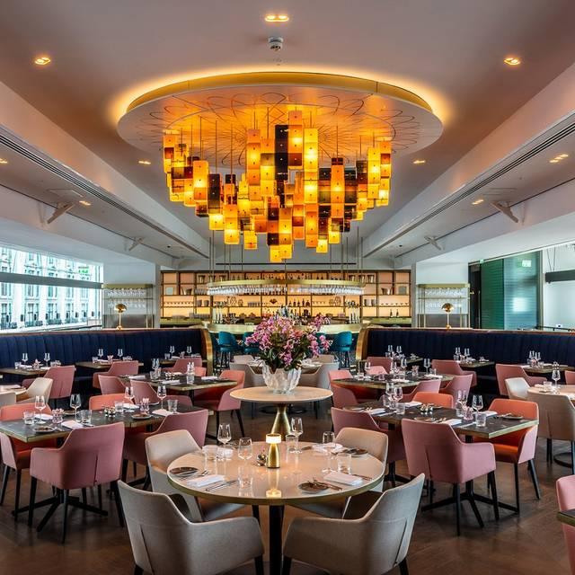 Dining Room  - VIVI at Centre Point, London