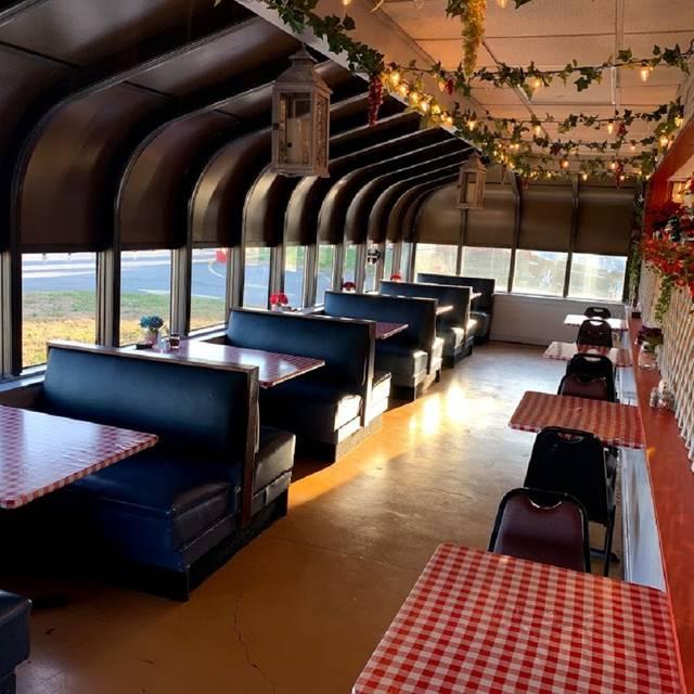 Milantoni Italian Restaurant, Louisville, KY
