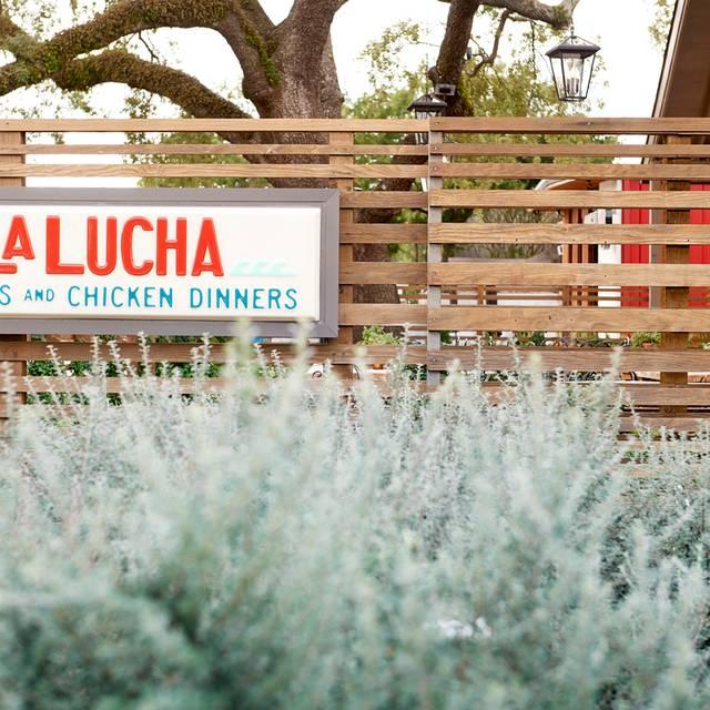 La Lucha, Houston, TX