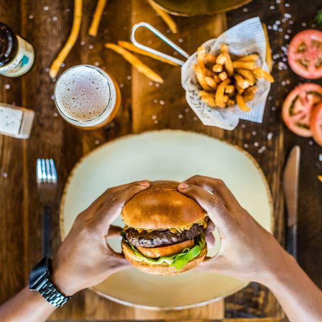 Mustangs Burger - Mustangs & Burros at Estancia La Jolla, San Diego, CA
