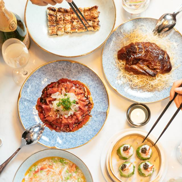 Boogie Down To Canton Disco On New Year's Eve For The Ultimate End-of-year Celebration Dinner Featuring Eight Courses And A Complimentary Glass Of Perrier- Jouet Brand Brut - Canton Disco - The Shanghai EDITION, East Shanghai, Shanghai