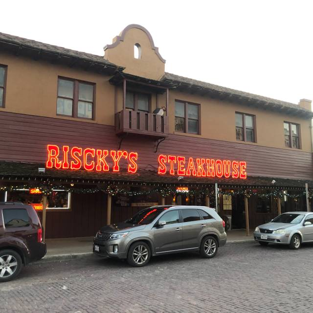 Riscky's Steakhouse, Fort Worth, TX