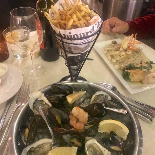 La Brasserie Bistro and Bar, La Quinta, CA