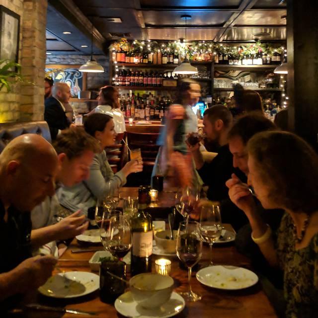 Macchialina Taverna Rustica, Miami Beach, FL