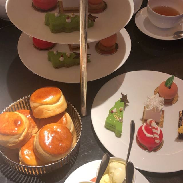 Afternoon Tea at Jean-Georges at The Connaught, London