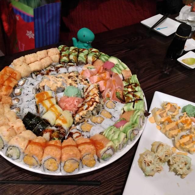 Aki Nom Nom Sushi & Ramen, Philadelphia, PA