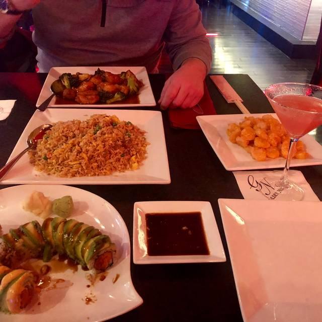 Prime Lillies Asian Cuisine Atlantic City Restaurant Atlantic Home Interior And Landscaping Pimpapssignezvosmurscom