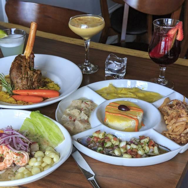 Villa Peru Modern Peruvian Cuisine, Tucson, AZ