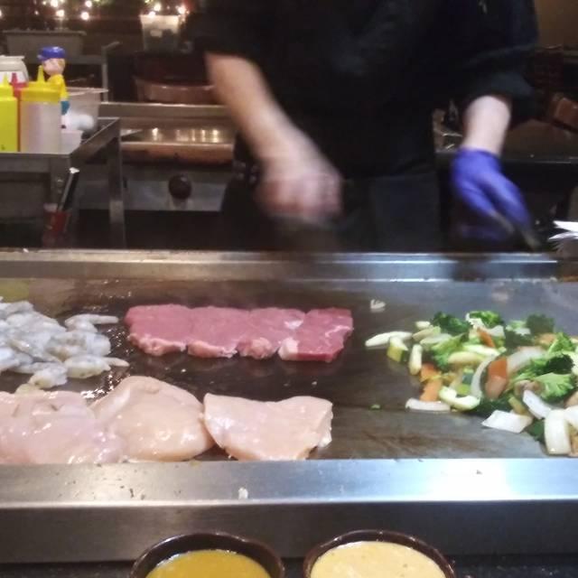 Wasabi Hibachi Steak House, Novi, MI