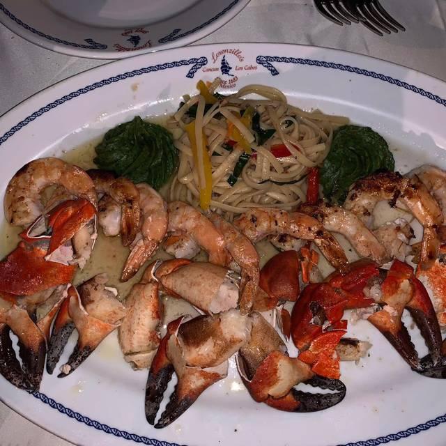 Restaurante Lorenzillos Los Cabos, Cabo San Lucas, BCS