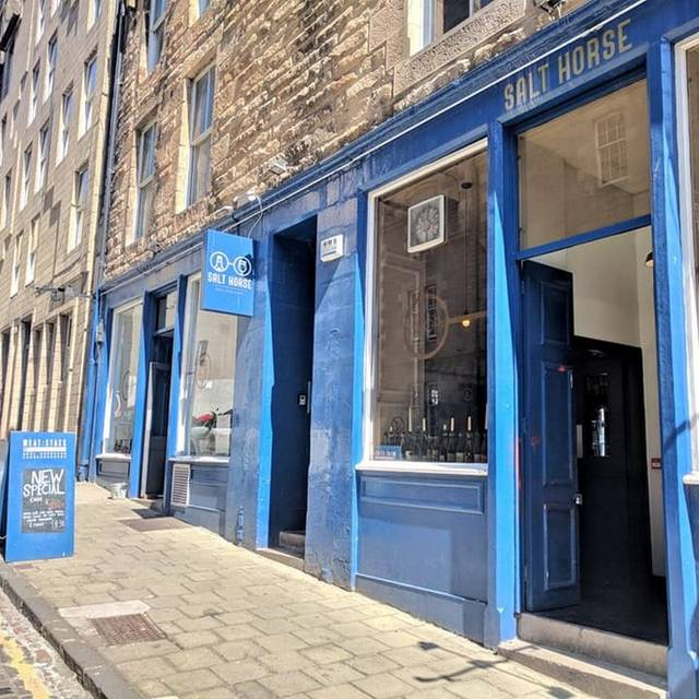 Salt Horse Beer Bar & Shop, Edinburgh