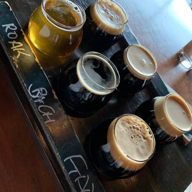 Roak Brewing Co., Royal Oak, MI