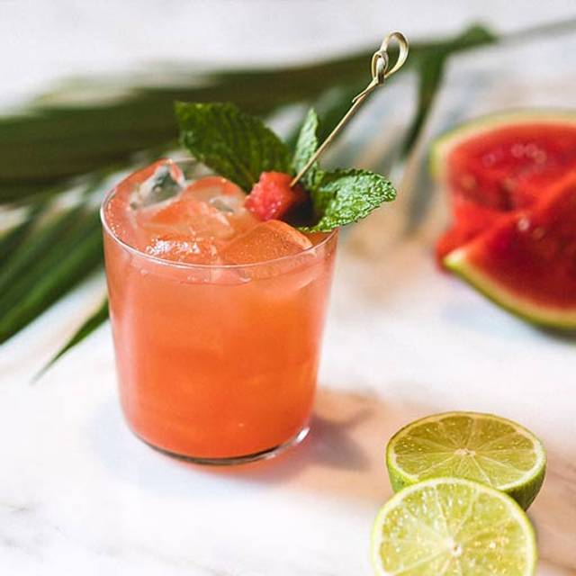 Watermelon-drink - Joey Burrard, Vancouver, BC