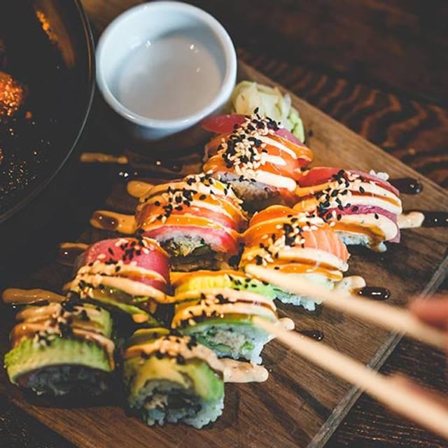 Sushi - Joey Burrard, Vancouver, BC