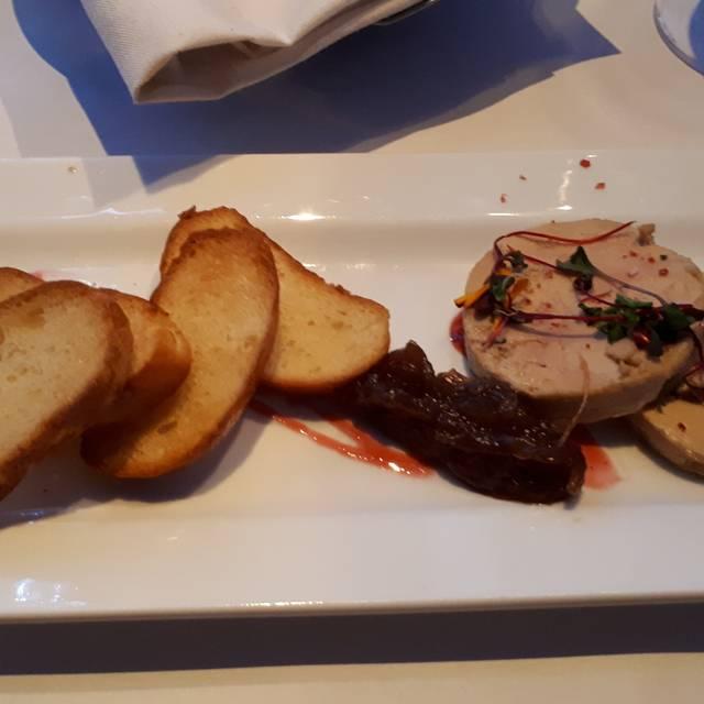 Restaurant Carte Blanche, Montréal, QC
