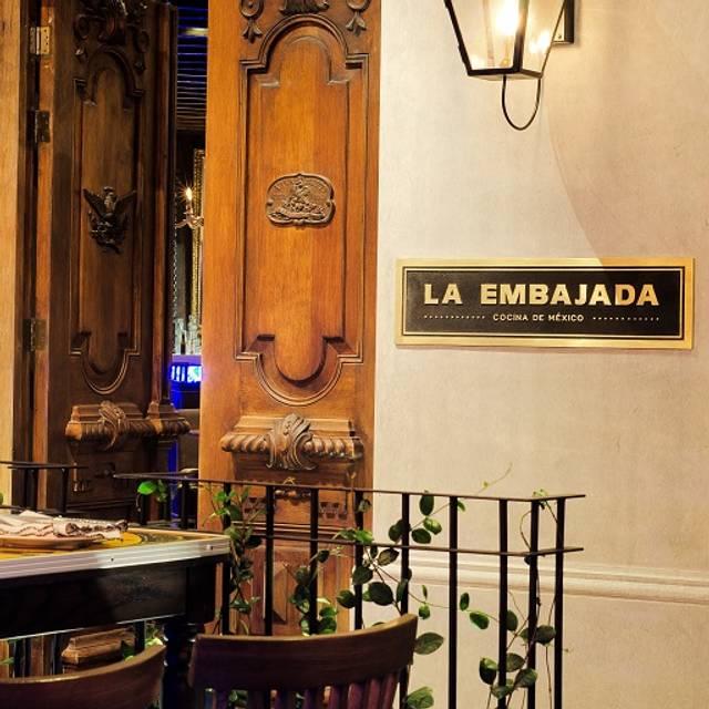 La Embajada - La Embajada, San Pedro Garza García, NLE