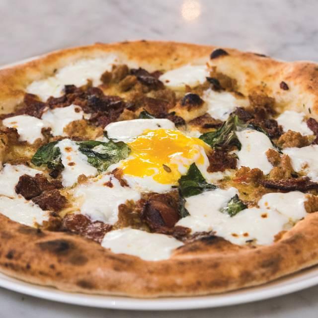 Egg N Bacon - MidiCi Italian Kitchen - Hilton Head, Hilton Head, SC