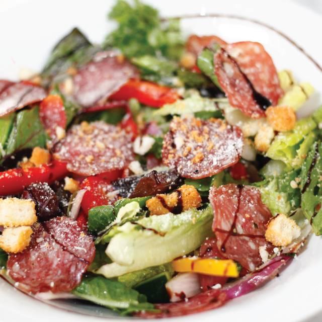 Italian Salad - MidiCi Italian Kitchen - Hilton Head, Hilton Head, SC