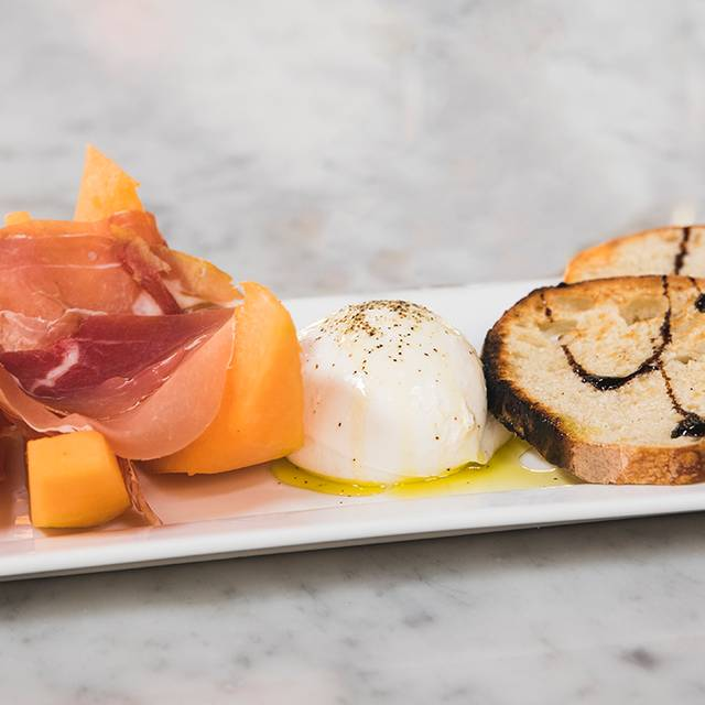Burrata - MidiCi Italian Kitchen - Hilton Head, Hilton Head, SC