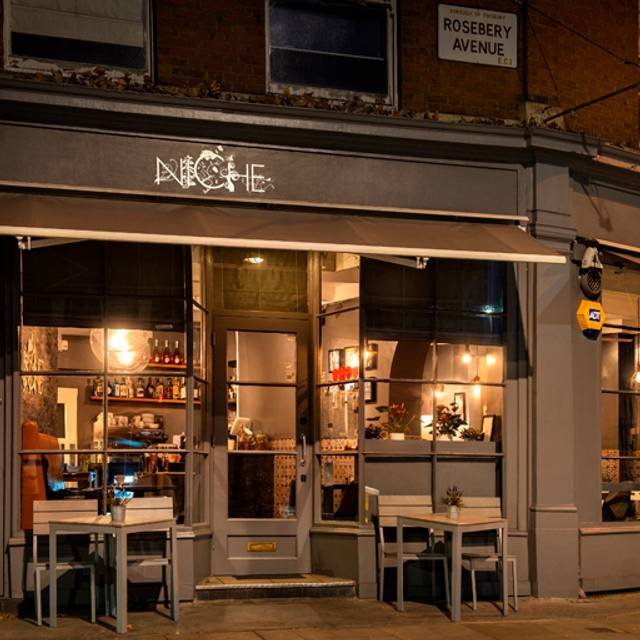 Front Sq - Niche Gluten-free Dining, London