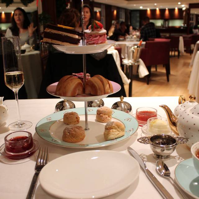 Scoff & Banter Tea Rooms - Oxford Street, London