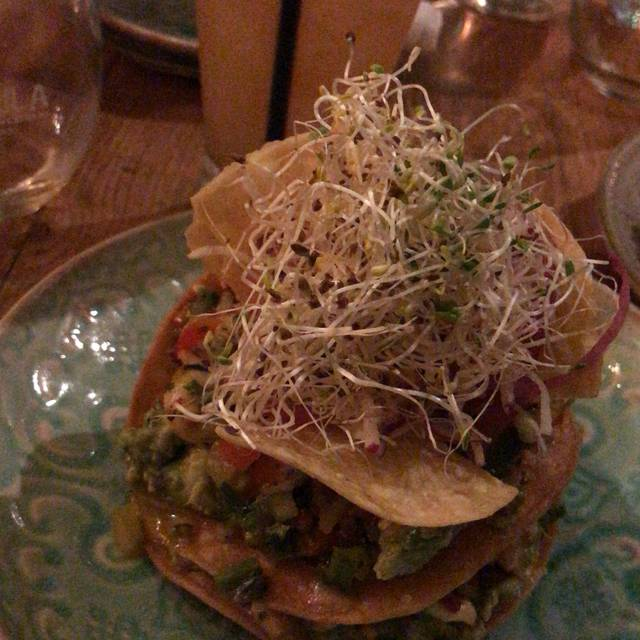 Chula Taberna Mexicana, Toronto, ON