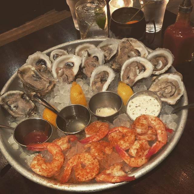 The Darling Oyster Bar, Charleston, SC