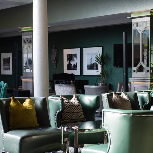 Brabazon Bar - Afternoon Tea at The Belfry Hotel and Resort, Sutton Coldfield, West Midlands