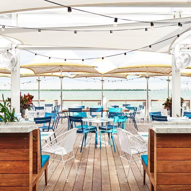 Lido Bayside Grill - Lido Bayside Grill at The Standard Spa, Miami Beach, Miami, FL