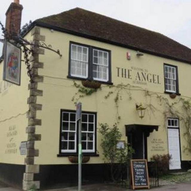 The Angel at Hindon, Hindon, Wiltshire