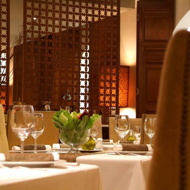 Sabaya - InterContinental Cairo Semiramis restaurant - Cairo