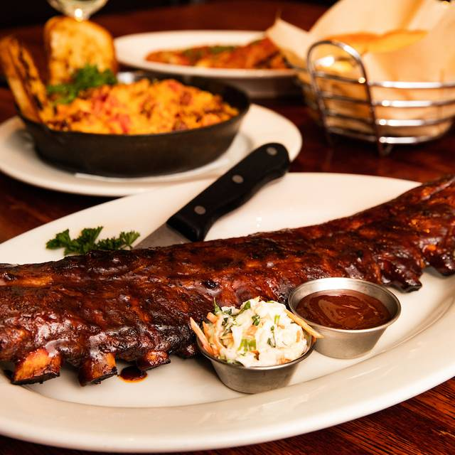 Hickory Smoked Baby Back Ribs - Twin City Grill - Twin City Grill, Bloomington, MN
