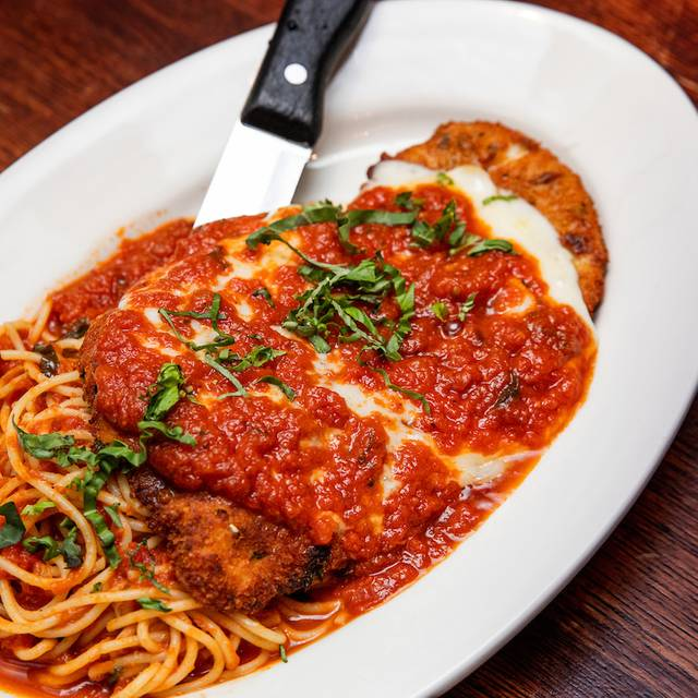 Chicken Parmesan - Twin City Grill, Bloomington, MN