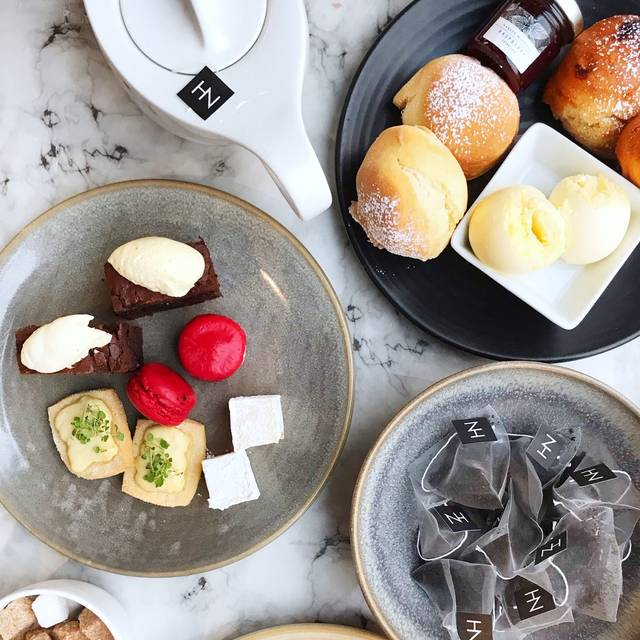 Afternoon Tea - Harvey Nichols Brasserie Birmingham, Birmingham, West Midlands
