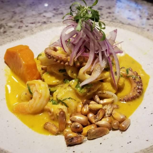 Runas Peruvian Cuisine, Hollywood, FL