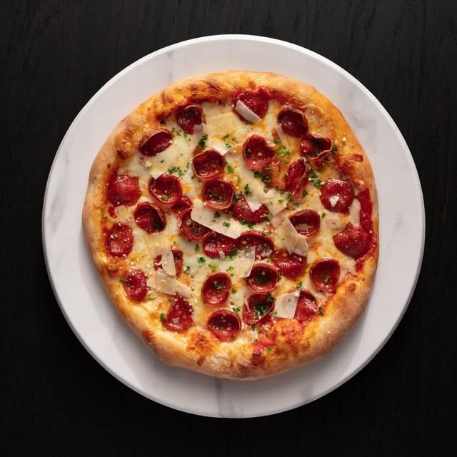 Mootz Pizzeria - Mootz Pizzeria + Bar, Detroit, MI