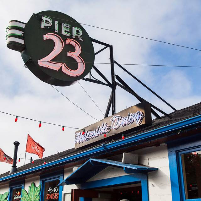 Pier 23 Cafe, San Francisco, CA