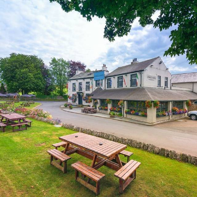 Longlands Inn & Restaurant, Carnforth, Lancashsire