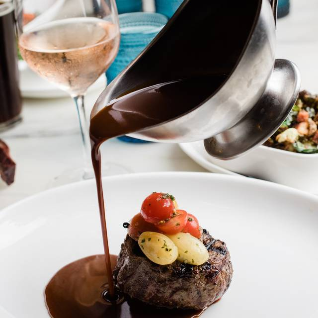 Filet Of Beef - HEW Parlor & Chophouse, Dunedin, FL