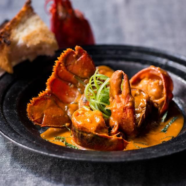 Chili Lobster - Marc Forgione, New York, NY