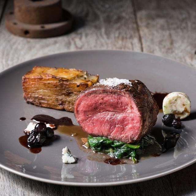 Creekstone Flatiron Steak - Marc Forgione, New York, NY