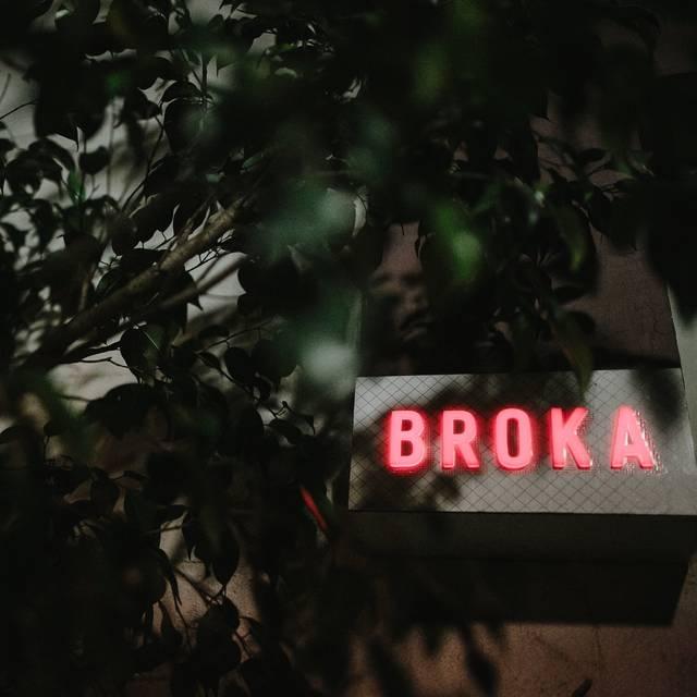 O - Broka, Ciudad de México, CDMX