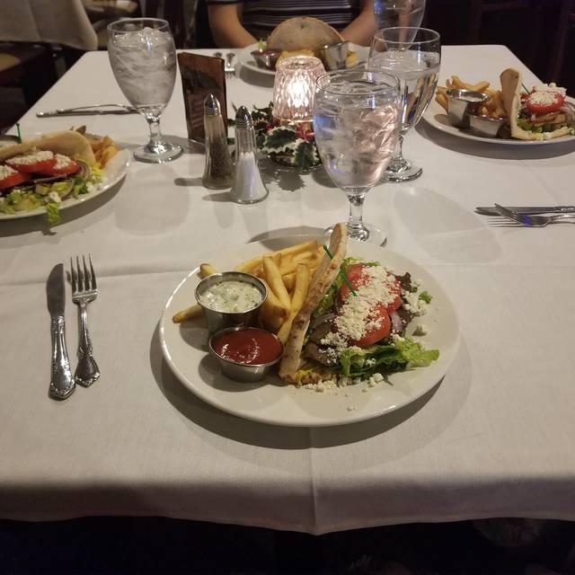 Inna's Cuisine European Restaurant, Wenatchee, WA