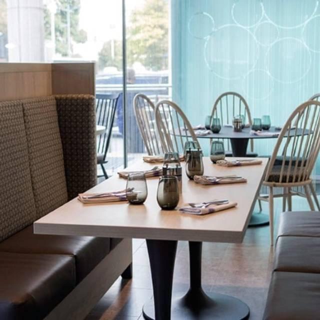 Grey Restaurant @ Hilton Cardiff, Cardiff, West Glamorgan